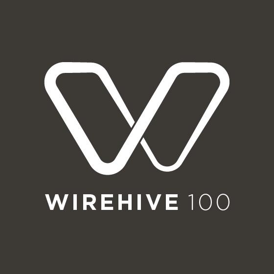 WireHive 100 Logo