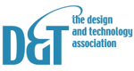 The Design and technology association logo